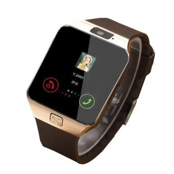 Bluetooth Smart Watch Smartwatch DZ09 Android Phone Call Relogio 2G GSM SIM TF Card Camera for iPhone Samsung HUAWEI PK GT08 A1 - intl