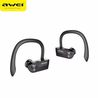 หูฟังไร้สาย bluetoothกันน้ำ TWS แบบคู่ รุ่น Awei T2