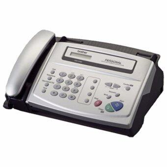 Brother FAX-236S เครื่องโทรสารกระดาษความร้อน ตัดกระดาษอัตโนมัติ