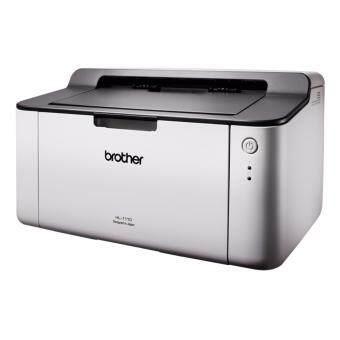 ลดราคา เครื่องพิมพ์เลเซอร์ Brother HL-1110 มีหมึกให้พร้อมใช้งาน