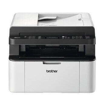 ราคา Brother MFC-1910W Multifunction Laser Printer (White)