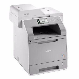 ต้องการขาย Brother MFC-L9550CDW Color Print Copy Scan Wi-fi Fax PC Fax