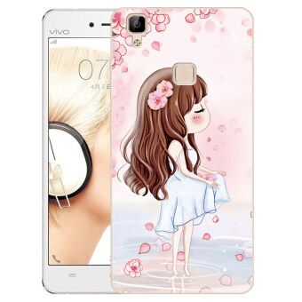 Y31 Multicolor Intl Source BUILDPHONE TPU Soft Phone Case for VIVO V3 Multicolor .