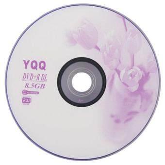 Buyincoins 1ชิ้นใหม่ 8 x+ดีวีดีเปล่าสำหรับพิมพ์กลม DVDR DVDอาร์ดิสก์เปล่า 8 x สื่อ 8.5จิกะไบต์