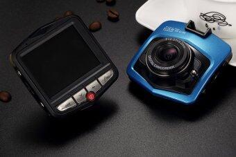 Camera FHD Car Cameras กล้องติดรถยนต์ รุ่น T300I(Blue)ฟรี Memory Card 32 GB (image 3)