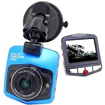 Camera good it FHD Car Camerasกล้องติดรถยนต์ รุ่น T300i (Blue)
