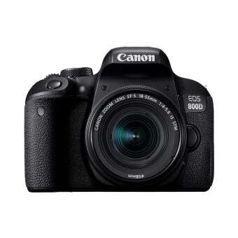CANON กล้องดิจิตอล รุ่น DSLR EOS800D + LENS18-55 MM (ประกันศูนย์)