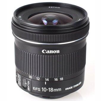 Canon เลนท์กล้อง EF-S 10-18mm f/4.5-5.6 IS STM-0