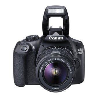 Canon EOS 1300D(Kiss X80 / Rebel T6) 18-55 IS II Kit ประกันร้านEC-MALL (image 1)