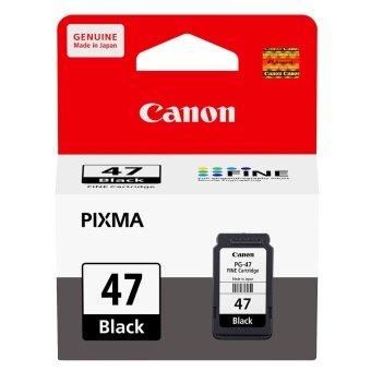 Canon INK PG-47 BK (สีดำ)