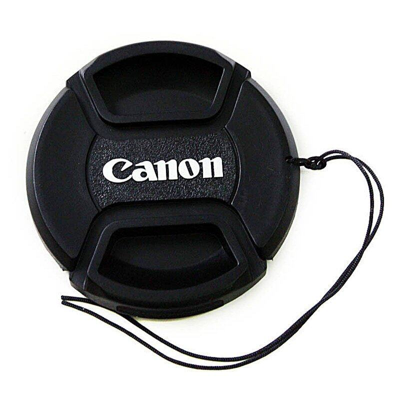 Canon Lens Cap ฝาปิดหน้าเลนส์ แคนนอน ขนาด 58 mm.