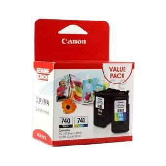 CANON PG-740 (BLACK) + CL-741 COLOR TWIN PACK