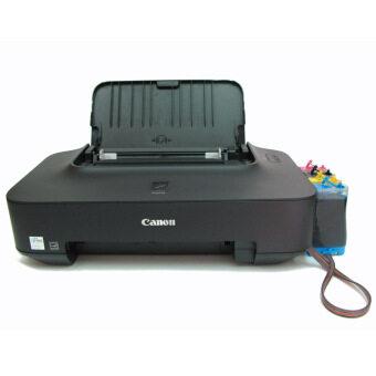 Canon PIXMA iP2770 InkJet Printer ติดตั้ง TANK พร้อมใช้งาน