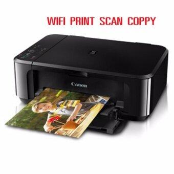 เปรียบเทียบราคา CANON PIXMA MG3670 Black มี WIFI (Print Scan Coppy )