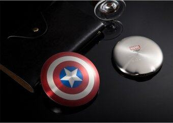 Captain America Power Bank Charger Battery 6800mAh