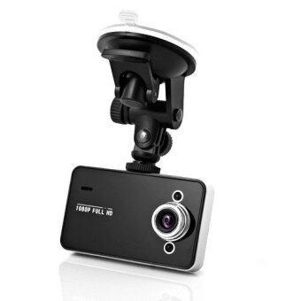 Car Camera FULL HD1080 Menuไทย รุ่น K6000 (สีดำ)