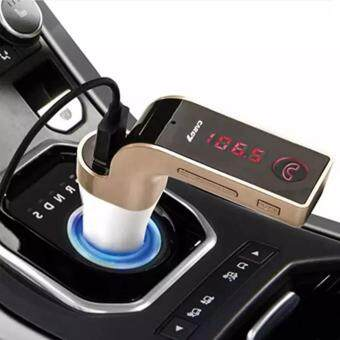 CARG7 Bear IT-Bluetooth Car Charger FM Modulator CARG7บลูทูธในรถยนต์