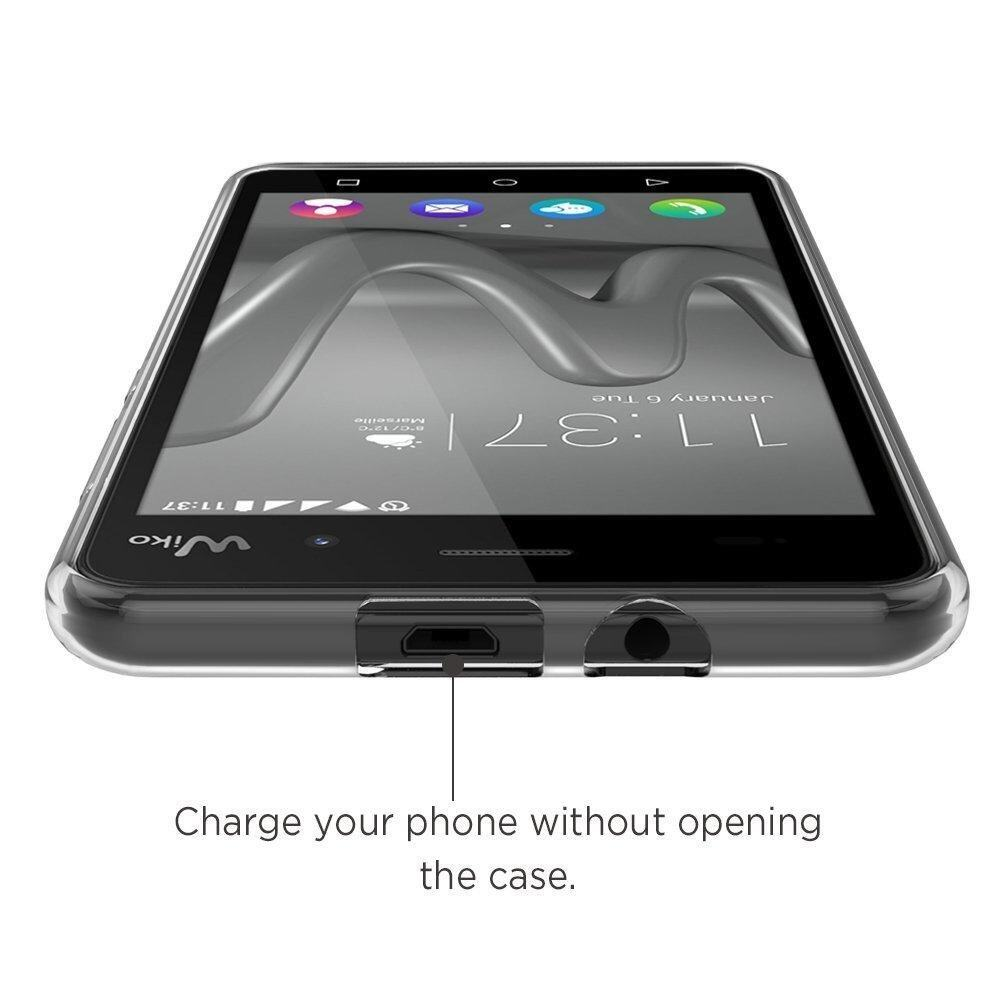Tpu Soft Gasbag Back Case Cover . Source · Cases for Wiko Jerry .