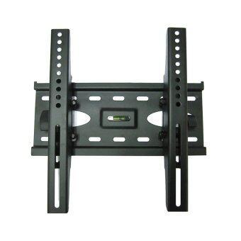 CCON ชุดขาแขวนทีวี LCD, LED ขนาด 14-32 นิ้ว รุ่น LC-2 (ติดผนัง-ปรับก้มได้ ) (Black)