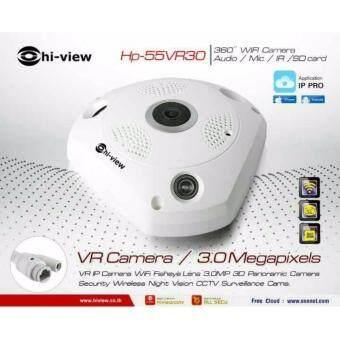 กล้องวงจรปิด CCTV FULL HD VR Cam 360 3.0 ล้านพิเซล 4G/3G