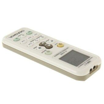 Chunghop K-1028E 1000 in 1 Universal A/C Remote Controller with Flashlight (