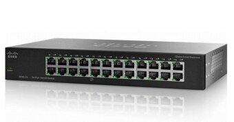 Cisco SG95-24 - 24-Port 10/100/1000 Mbps Gigabit Unmanaged Switch