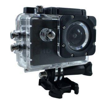 Ck Mobile Sport Action Camera 2.0 LCD Full HD 1080P No WiFi (สีดำ)