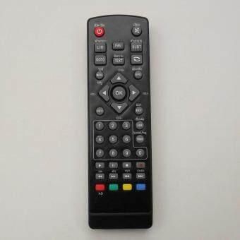 CLEO รีโมทใช้กับกล่องทีวีดิจิตอลคลีโอ CLEO รุ่น CT2-4119 ,CT2-5119(Black) - 2