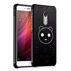 COCASE Solid color Silicone phone case for Xiaomi Redmi Note4X(3G/32G)(