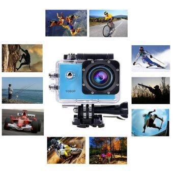 Coco Sports & Action Camera HD 1080p +Tachograph Car Camera กล้องกีฬา ( สีดำ ) (image 3)