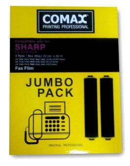 COMAX Fax Film for Sharp FO-6CR (Jumbo Pack)
