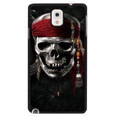 Cool Skeleton Unique Design Carton Phone Case for Samsung Galaxy Note 3(Multicolor)