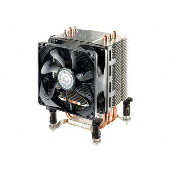 Coolermaster CPU cooler Hyper TX3 EVO - ชุดฮีตซิ้งค์และพัดลมระบายความร้อน CPU