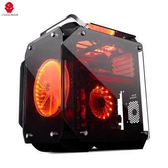 Tsunami Coolman Gorilla Super ATX ( Best aero-cooling solution) Gaming Computer Case KR