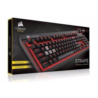 Corsair STRAFE Mechanical Gaming Keyboard Cherry MX Blue switch - 4