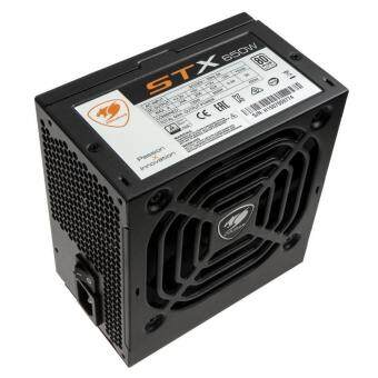 COUGAR POWER SUPPLY 650W STX (80+PLUS)-3 Years