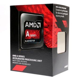 CPU AMD FM2+ A6-7470K BLACK EDITION - 3 YEARS By StrekSvoa