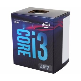 CPU Intel Core i3-8100 (3.6 GHz LGA1151 V2)