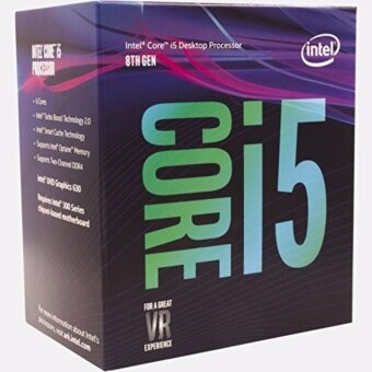 CPU Intel Core i5-8400 (4.0 GHz 9Mb LGA1151 V2) FAN