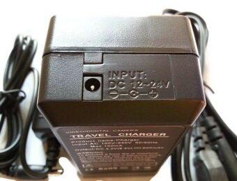 Csrvbatt แท่นชาร์จแบตเตอรี่ Canon LP-E6 60D/70D/6D/7D/7D II/5D MkII/5D Mk III - Black - 2