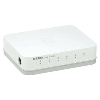 D-Link Fast Ethernet Switch