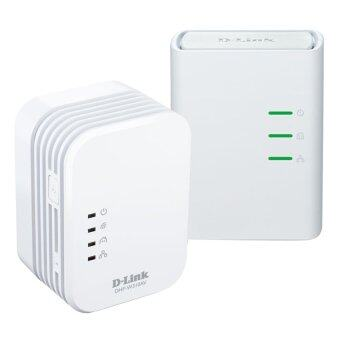 Harga D-Link PowerLine AV 500 Wireless N Mini Starter Kit DHP-W311AV