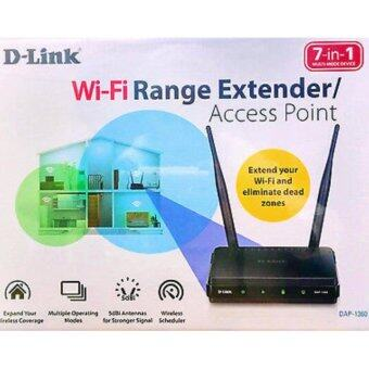 Harga D-LINK Wi-Fi Range Extender DAP-1360 Access Point/Wireless