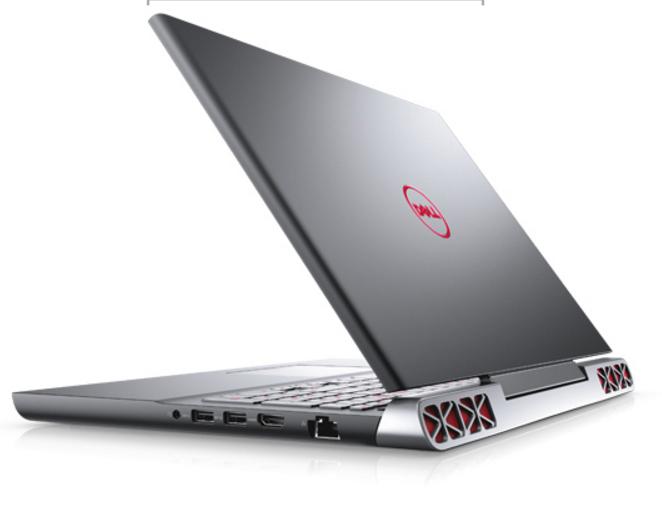 Dell Inspiron 7566-W56755716 i7-6700HQ/8GB/500GB+SSD 128GB/GTX960M 4GB/WINDOWS 10 - Black