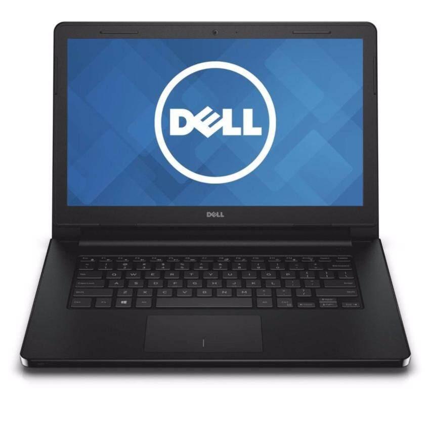 Dell Inspiron N3458-W5663103TH i3-5005U 4GB 500GB GeForce920M 14' Ubuntu (Black)