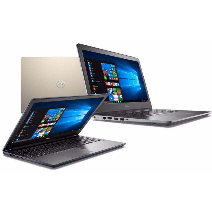 Dell Vostro V5468-W5685010THGoldNew i7 Gen 7thRam 8GB DDR4GT 940MX 4GB DDR5HDD 1TBWin 10 64bit