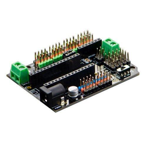 DFRobot Arduino Nano I/O Shield for Arduino Nano