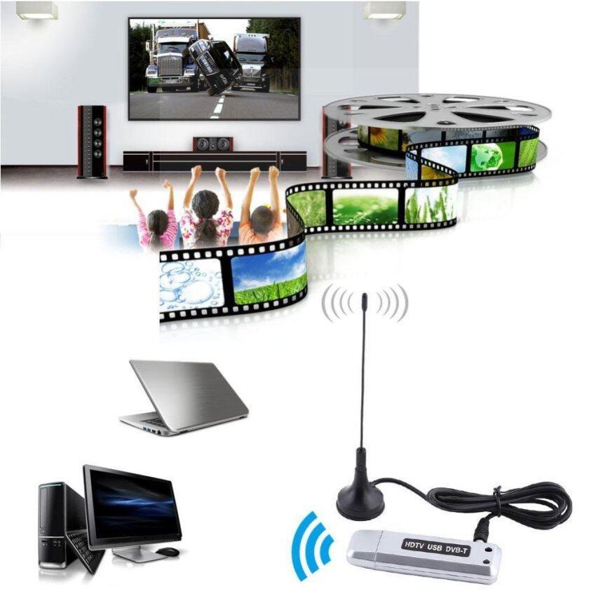 Digital TV Receiver HDTV TunerIR Remote Free - intl
