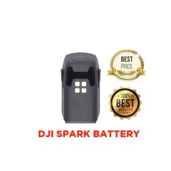 แบตเตอรี่ dji spark / battery อัจฉริยะสำหรับโดรน (1480 mAh/ สีเทา)