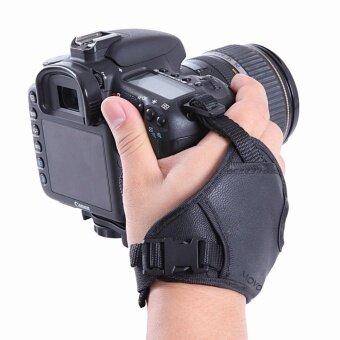 Dream high-quality,Universal Hand Strap Grip for DSLR SLR CameraCanon Fujifilm Leica Nikon Olympus Panasonic Pentax Ricoh SamsungSony etc. - intl